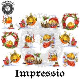 15213. Декупажная карта Impressio, плотность 45 г/м2