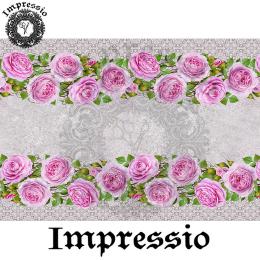 15221. Декупажная карта Impressio, плотность 45 г/м2