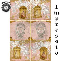 15231. Декупажная карта Impressio, плотность 45 г/м2