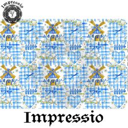 15299. Декупажная карта Impressio, плотность 45 г/м2