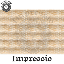 15304. Декупажная карта Impressio, плотность 45 г/м2