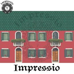15310. Декупажная карта Impressio, плотность 45 г/м2