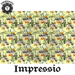 15409. Декупажная карта Impressio, плотность 45 г/м2
