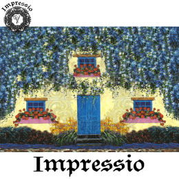 15500. Декупажная карта Impressio, плотность 45 г/м2