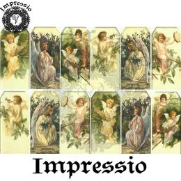 15637. Декупажная карта Impressio, плотность 45 г/м2