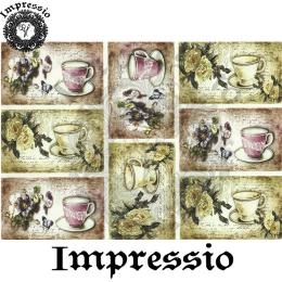 15651. Декупажная карта Impressio, плотность 45 г/м2