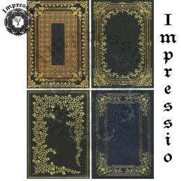 15653. Декупажная карта Impressio, плотность 45 г/м2