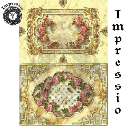 15660. Декупажная карта Impressio, плотность 45 г/м2