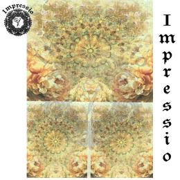 15699. Декупажная карта Impressio, плотность 45 г/м2