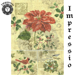 15746. Декупажная карта Impressio, плотность 45 г/м2