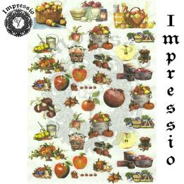 15760. Декупажная карта Impressio, плотность 45 г/м2