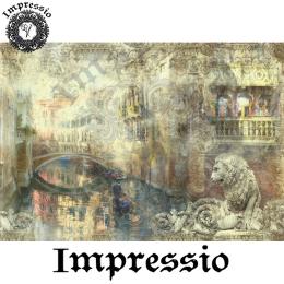 15767. Декупажная карта Impressio, плотность 45 г/м2