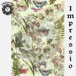 15774. Декупажная карта Impressio, плотность 45 г/м2