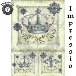 15781. Декупажная карта Impressio, плотность 45 г/м2