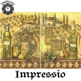 15788. Декупажная карта Impressio, плотность 45 г/м2