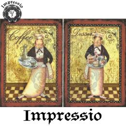 15793. Декупажная карта Impressio, плотность 45 г/м2