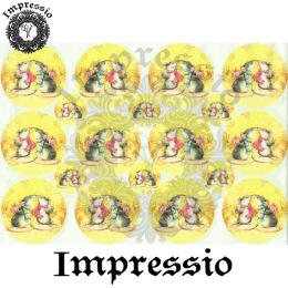 15877. Декупажная карта Impressio, плотность 45 г/м2
