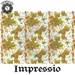 15884. Декупажная карта Impressio, плотность 45 г/м2