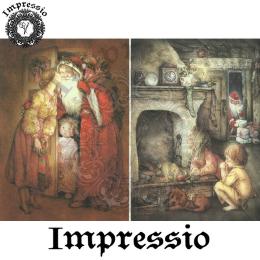 15916. Декупажная карта Impressio, плотность 45 г/м2