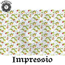 16055. Декупажная карта Impressio, плотность 45 г/м2