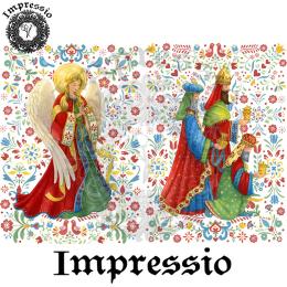 16063. Декупажная карта Impressio, плотность 45 г/м2