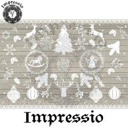 16074. Декупажная карта Impressio, плотность 45 г/м2