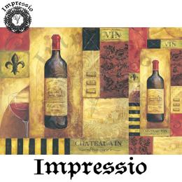 16114. Декупажная карта Impressio, плотность 45 г/м2
