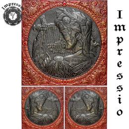 16117. Декупажная карта Impressio, плотность 45 г/м2