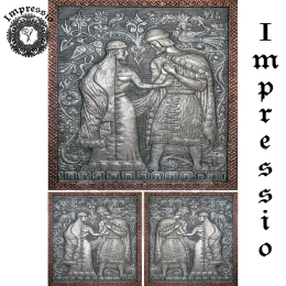 16118. Декупажная карта Impressio, плотность 45 г/м2