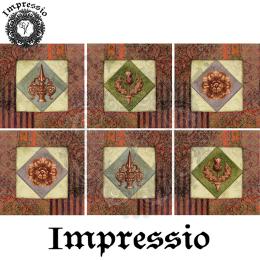 16130. Декупажная карта Impressio, плотность 45 г/м2