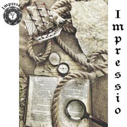 16140. Декупажная карта Impressio, плотность 45 г/м2