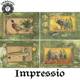 16212. Декупажная карта Impressio, плотность 45 г/м2