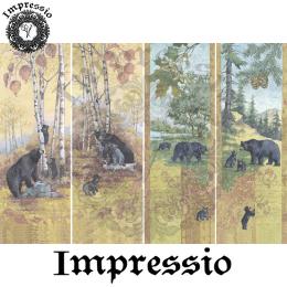 16232. Декупажная карта Impressio, плотность 45 г/м2