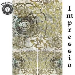 16245. Декупажная карта Impressio, плотность 45 г/м2