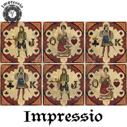 16263. Декупажная карта Impressio, плотность 45 г/м2