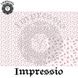 214042. Рисовая декупажная карта Impressio.  25 г/м2