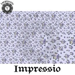 214046. Рисовая декупажная карта Impressio.  25 г/м2