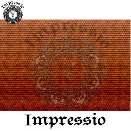 215096. Рисовая декупажная карта Impressio.  25 г/м2
