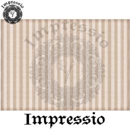 414137. Переводная декупажная карта Impressio