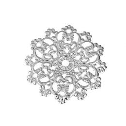 hm-1285. Декоративный элемент круглый, 10 шт., 10 руб/шт