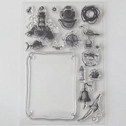 hm-1376. Набор силиконовых штампов