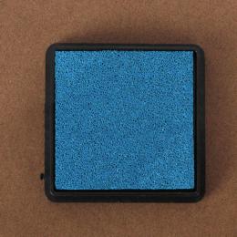 hm-1388. Подушечка штемпельная, синий