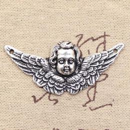 hm-1411. Декоративный элемент Ангел. 10 шт., 20 руб/шт