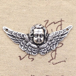 hm-1411. Декоративный элемент Ангел. 5 шт., 25 руб/шт