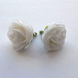 hm-1683. Роза, белая