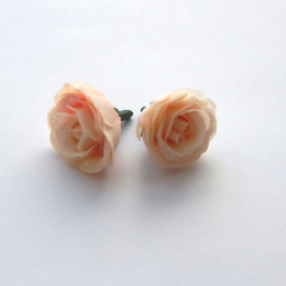 hm-1684. Роза, кремовая. 5  шт., 15 руб/шт