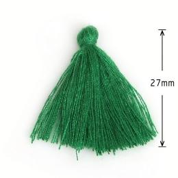 hm-882. Кисточка, цвет зеленый