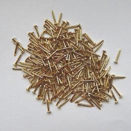 hm-991. Гвоздь, цвет золото, 2000 шт., 45 коп/шт