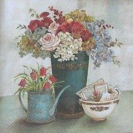 12270. Винтажные вазы