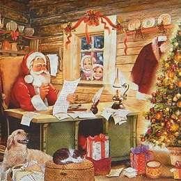 12317. Письма Санта Клаусу